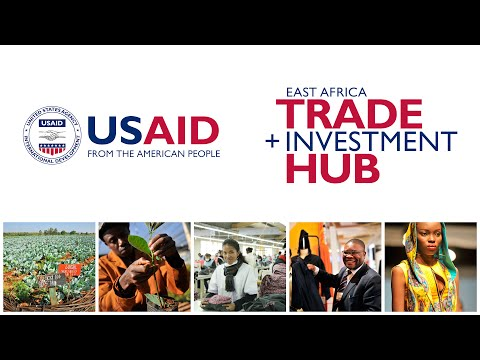 East Africa Trade and Investment Hub short bio