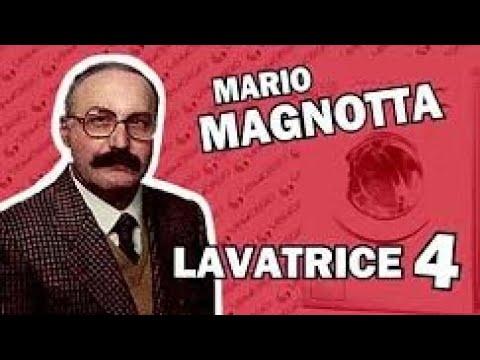 Mario Magnotta - LAVATRICE 4