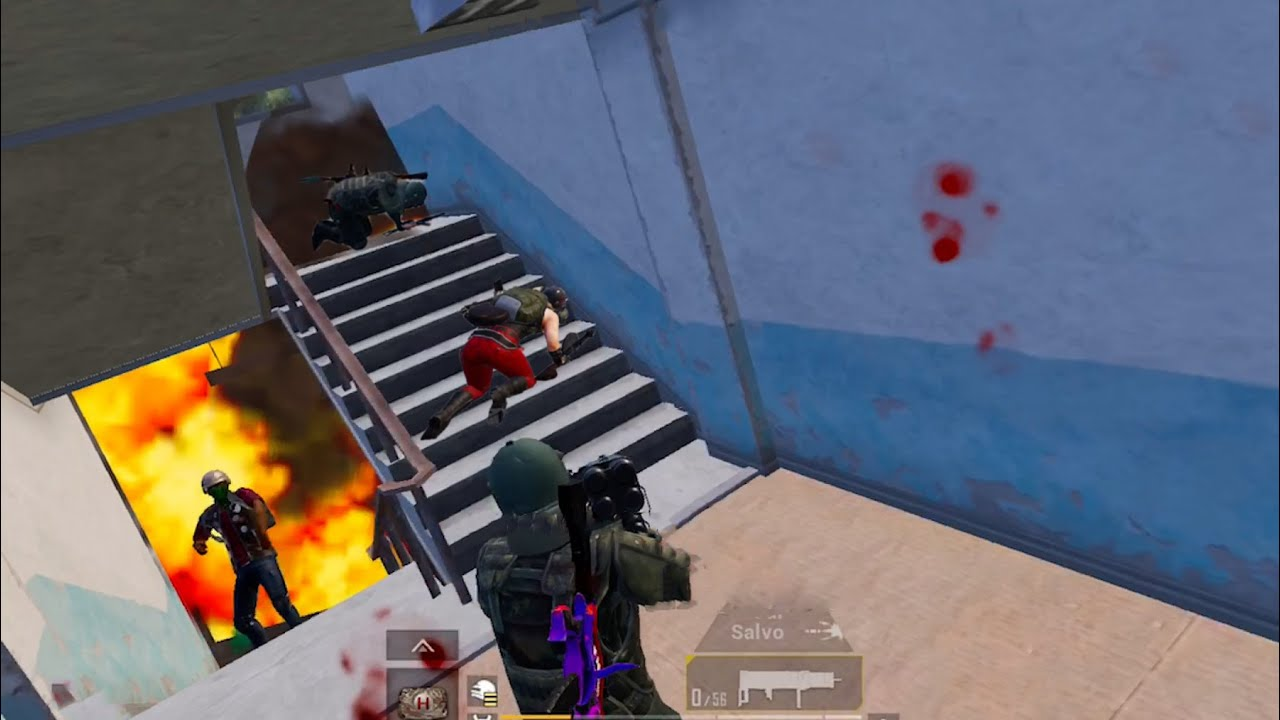 doctor save this patient😢   PUBG MOBILE