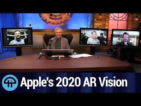 Apple's 2020 AR Vision