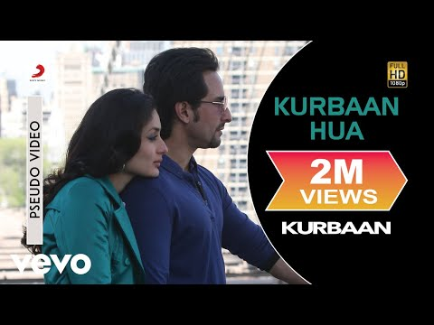 Kurbaan Hua - Official Audio Song | Kurbaan| Salim Sulaiman