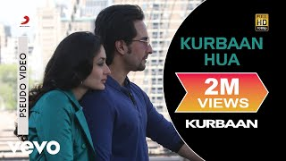 Kurbaan Hua Official Audio Song , Kurbaan, Salim Sulaiman