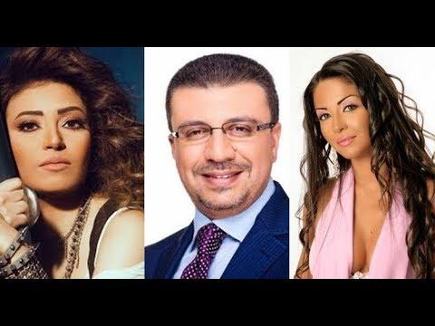 عمرو الليثي في لقاء خاص مع  النجمة