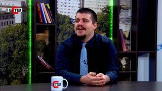 AndquotБългария се събуждаandquot 05.11.2019 гост Виктор Турмаков