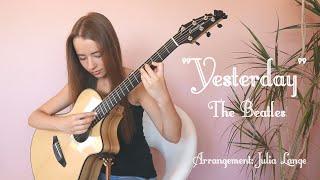 Yesterday The Beatles, Fingerstyle Guitar Arrangement by Julia Lange.mp3
