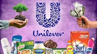 Unilever: When British Soap Meets Dutch Margarine