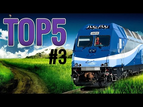 TOP 5 Twitch Highlights #3 - O donation train infinito!