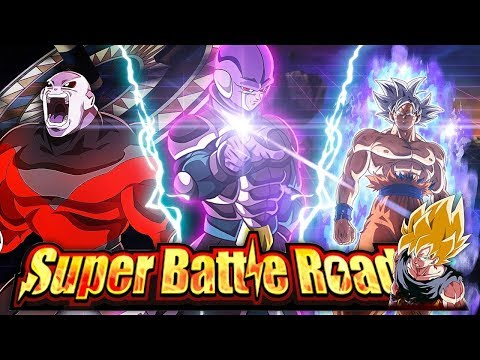 LR CELL SOLOS SUPER BATTLE ROAD?! Dragon Ball Z Dokkan Battle
