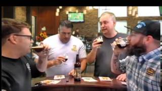 We Love #CraftBeer Show Review of Brother Dewey Date Night Brown Ale from College Street Brewing