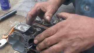 видео ваз 2109 карбюратор ускорительный насос
