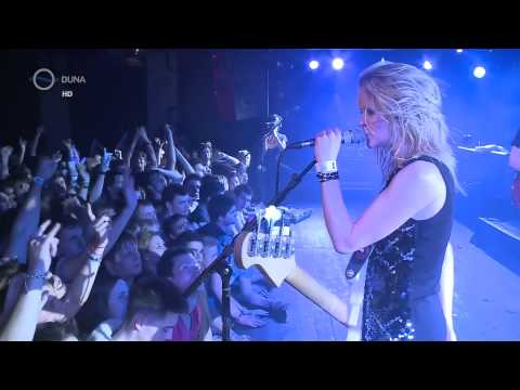 The Subways - At 1 Am Live @ A38 Budapest 2012 - HD