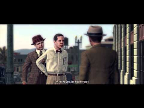LA Noire Walkthrough: Case 6 - Part 2 [HD] (XBOX 360/PS3) [Gameplay]