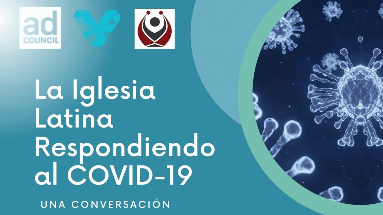 🔴 La iglesia latina respondiendo al COVID-19 : Un conversación con Danilo Montero & más