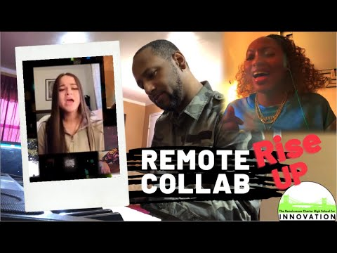 """""""Rise up"""" Remote Music Video by Innovation Charter High School"""