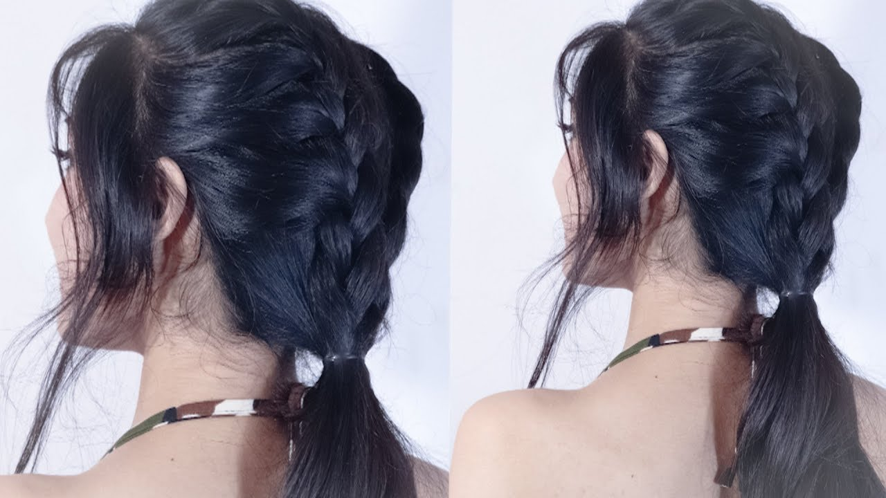Low Ponytails Hairstyles 2 My Favorite Low Ponytail Hairstyle