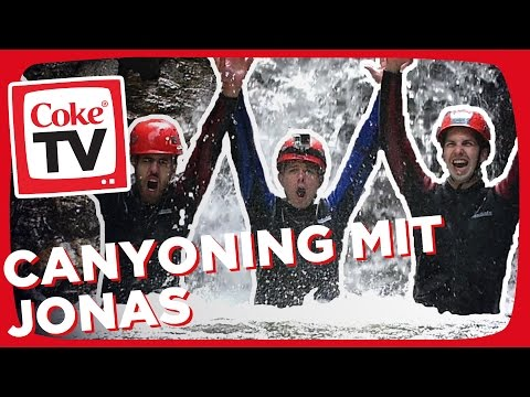 Canyon-Abenteuer mit Jonas | #CokeTVMoment