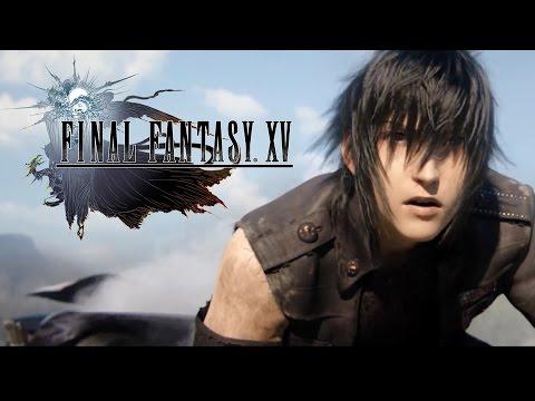 Final Fantasy 15 - Omen Trailer