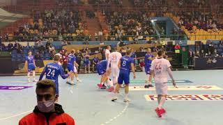БГК Мешкова ПСЖ Франция 2 ой тайм Гандбол Лига Чемпионов