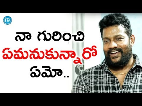 I Don't Know What They Discussed About Me - Prabhakar    Talking Movies With iDream