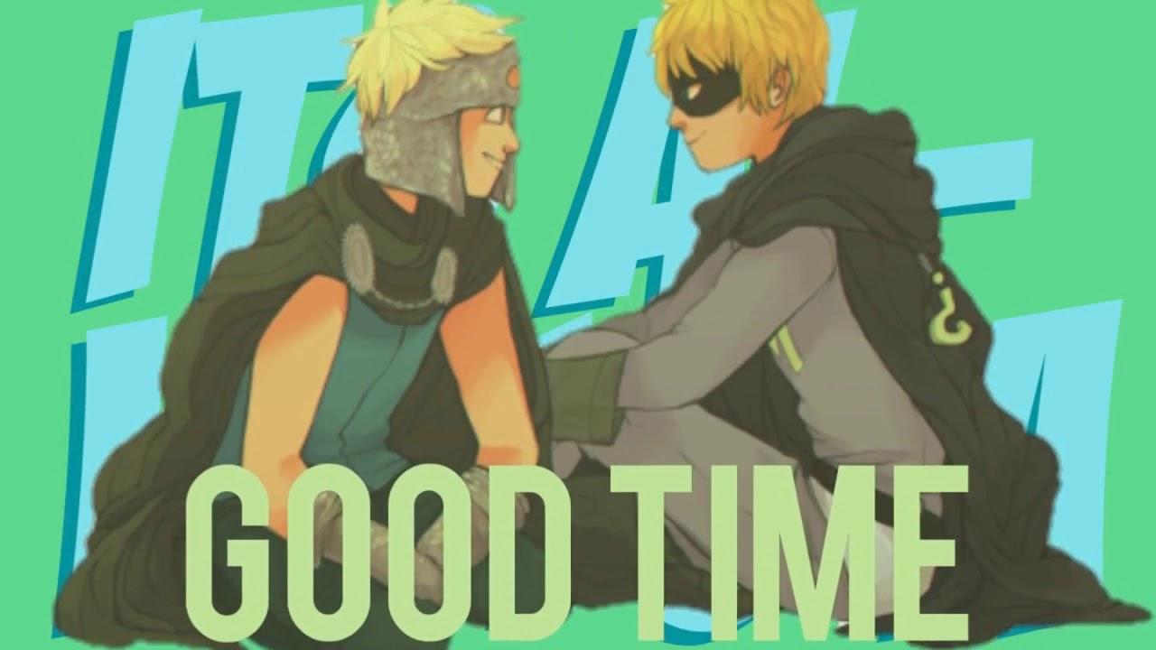[MEP!FULL - SOUTH PARK] Good time