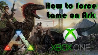 Download lagu How to force tame Ark Survival Evolved MP3