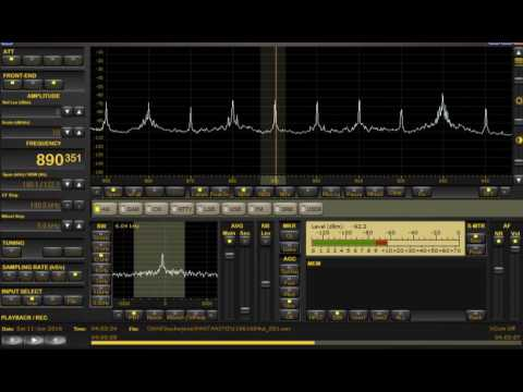 AM890 CUBA Radio progreso la onda de la alegria, Identificacion