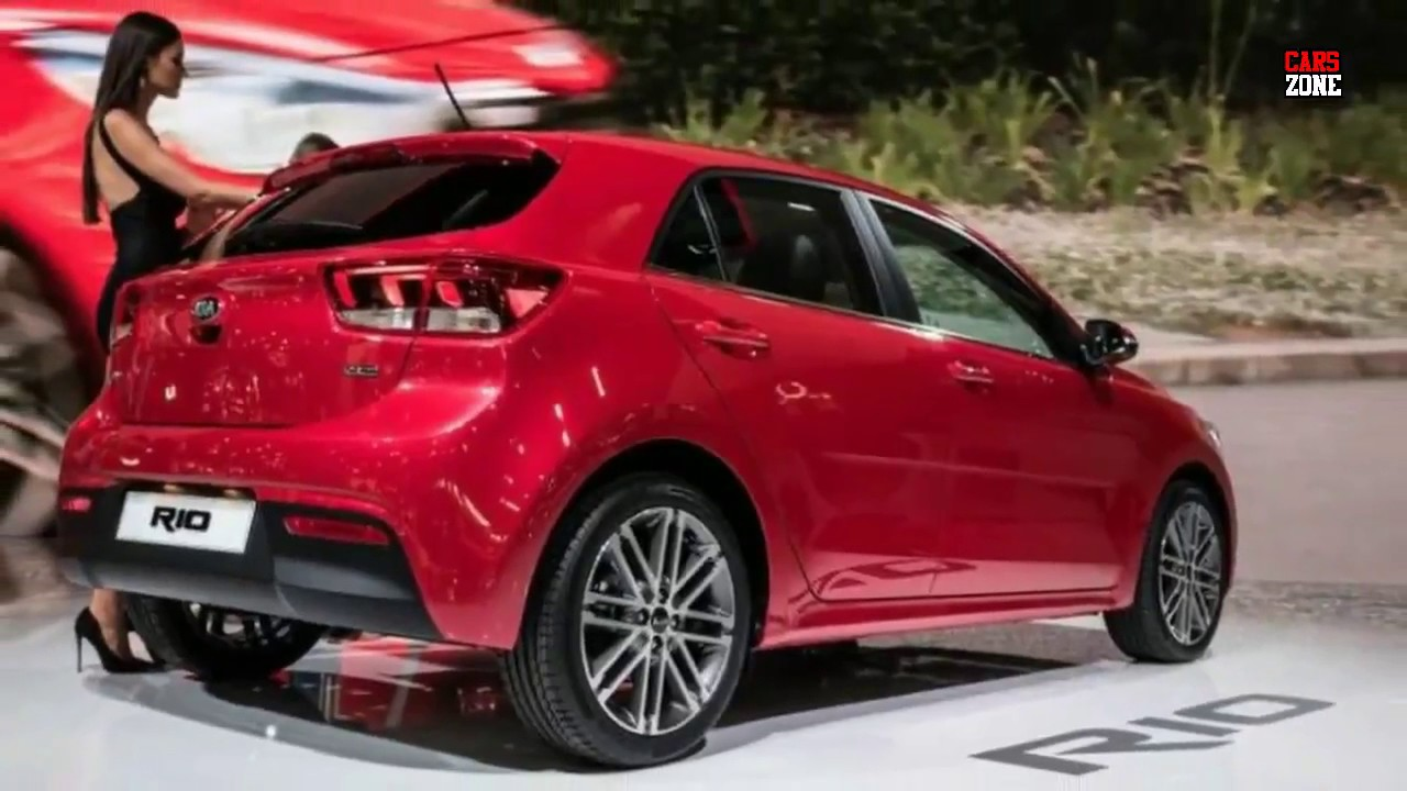 New 2018 Kia Rio Hatchback Review