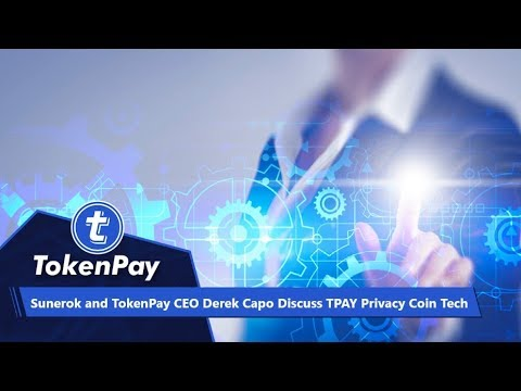 WEBINAR: Verge Currency Developer Sunerok and TokenPay CEO Discuss TPAY Privacy Coin Tech