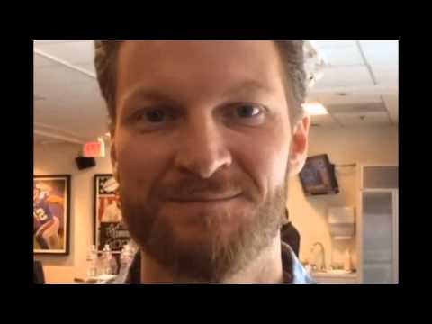 Dale Earnhardt Jr. Proposes To Girlfriend