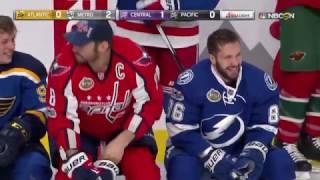 Хоккей  NHL  Мастер шоу  Броски на точность