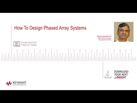 How To Design Phased Array Systems