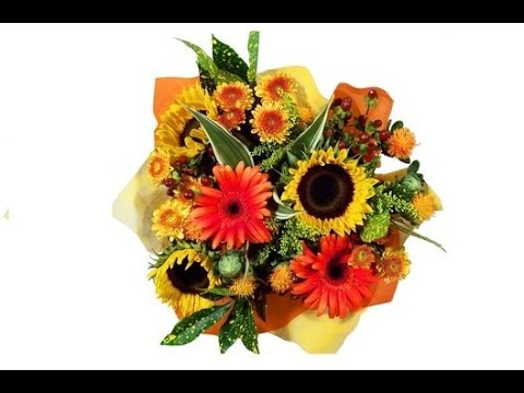Permalink to Wedding Bouquets With Sunflowers And Gerbera Daisies