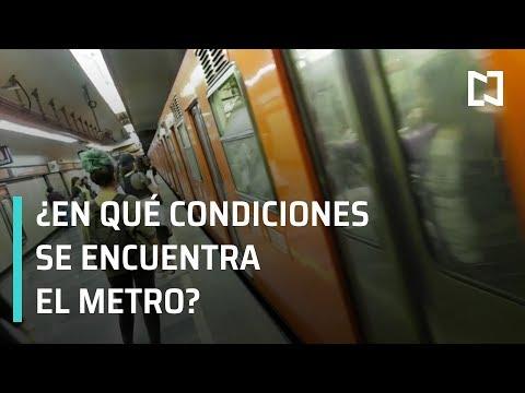 Fallas en el Metro; corrupción y recursos mal empleados -  En Punto con Denise Maerker