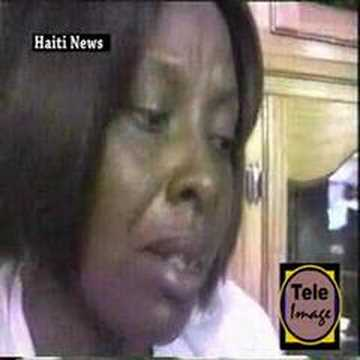 THIS POOR LADY ESCAPE FROM KIDNAPPING IN DELMAS , HAITI
