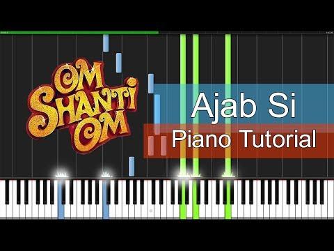 Ankhon Mein Teri {Piano Tutorial}