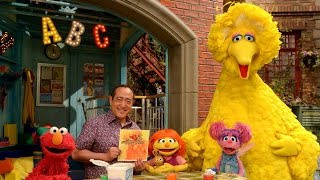 Sesame Street: Meet Julia Reaction