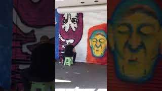 LOL & MyHoverCraft Live Street Art