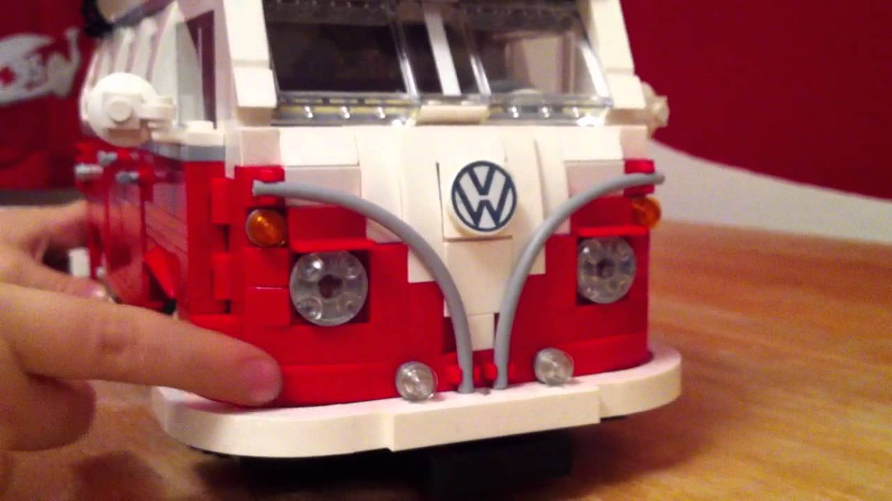 Lego Vw Camper Van Steerable Lego 10220 Plus 2 Other