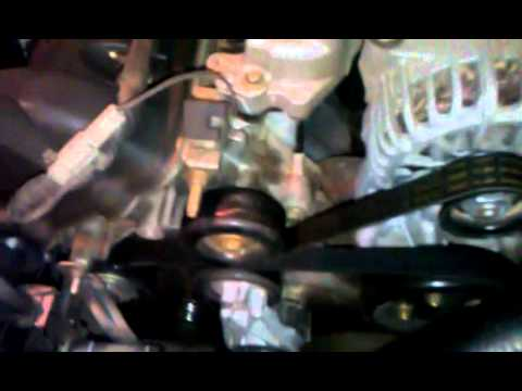 How To Change A Belt On A Mustang Youtube