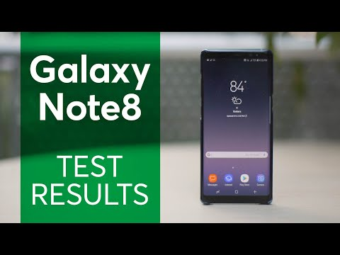 Samsung Galaxy Note8 Final Test Results | Consumer Reports