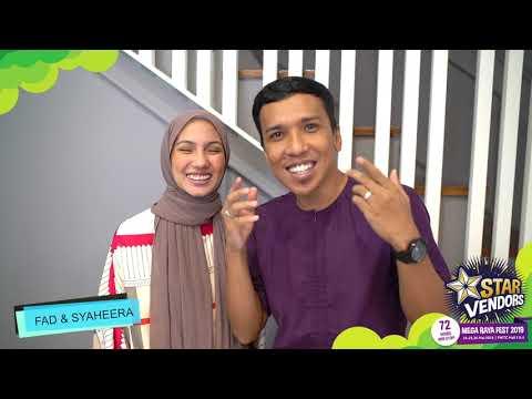 "Ashraf Muslim ""Star Vendors Mega Raya Fest 2019"" from YouTube · Duration:  20 seconds"