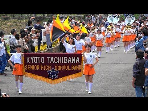 Blumen Hügel Parade 2019(AM 11:00~) Kyoto Tachibana SHS Band 京都橘高校吹奏楽部