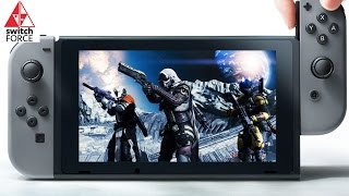 Top 5 Most Wanted FPS Switch Games