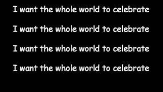 [Paroles] Mika celebrate