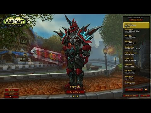 Bajheera - TURBO CLEAVE 3v3 to 2750+ Commentary (Part 3)  - WoW Legion Warrior PvP