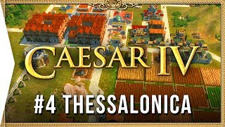 Caesar IV ► Mission 4 Thessalonica - Classic City-building Nostalgia [HD Campaign Gameplay]