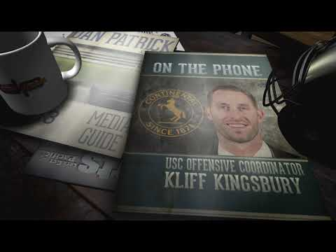 Kliff Kingsbury Talks USC, NFL, Patrick Mahomes & More w/Dan Patrick | Full Interview | 12/17/18
