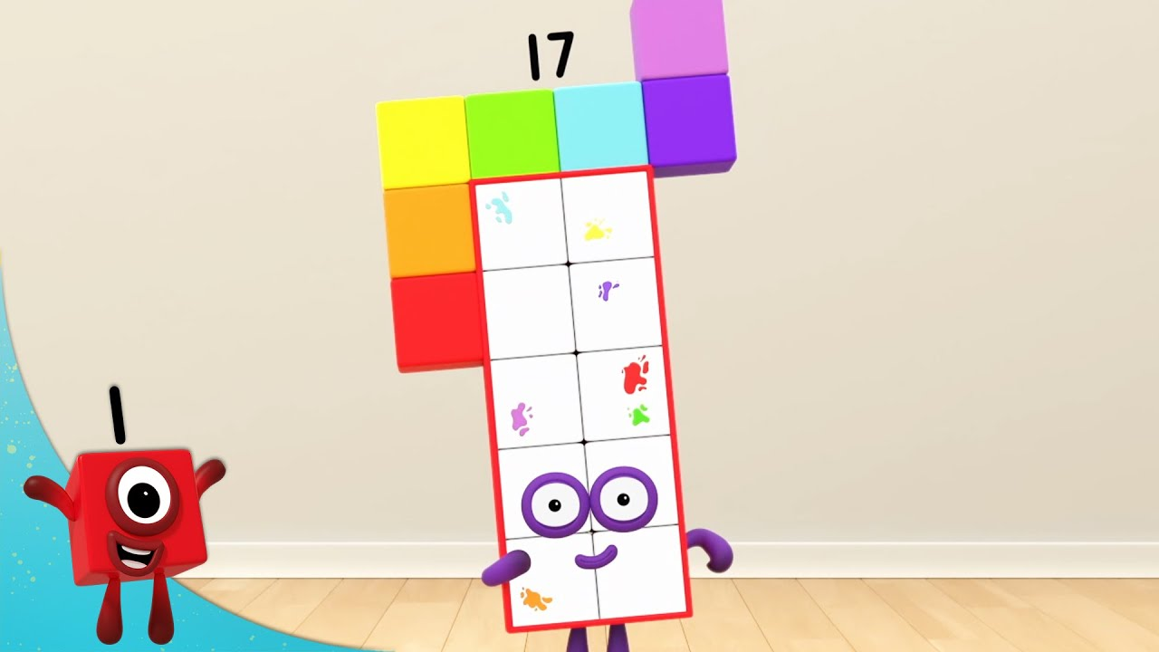 @Numberblocks | Prime Time | Learn to Count |@Learning Blocks