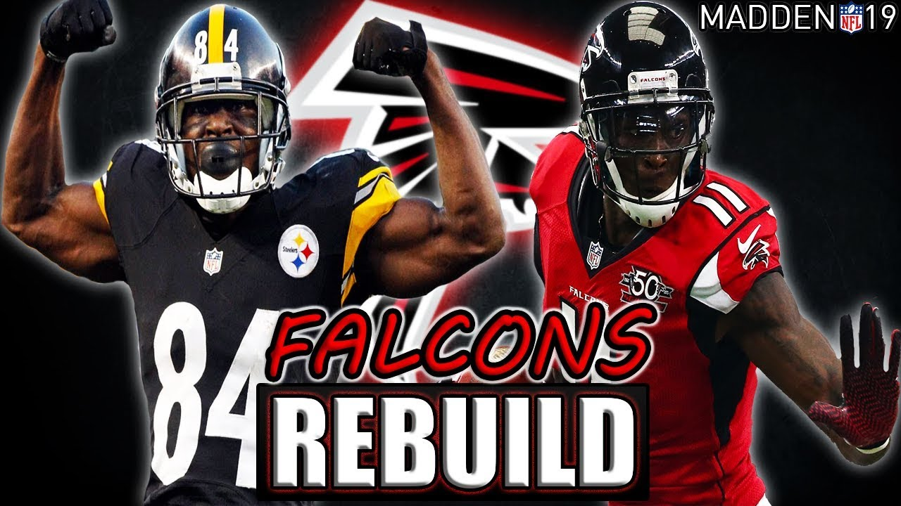 Image result for antonio brown atlanta falcons