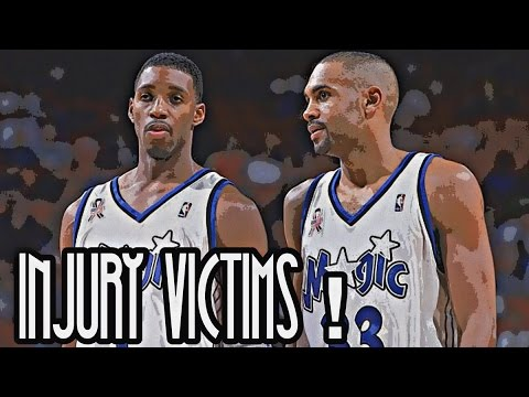 GRANT HILL & TRACY MCGRADY: WORST INJURY VICTIMS! (TRAGIC STORIES)